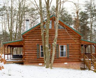 Getaway Cabin at Aspen Ridge